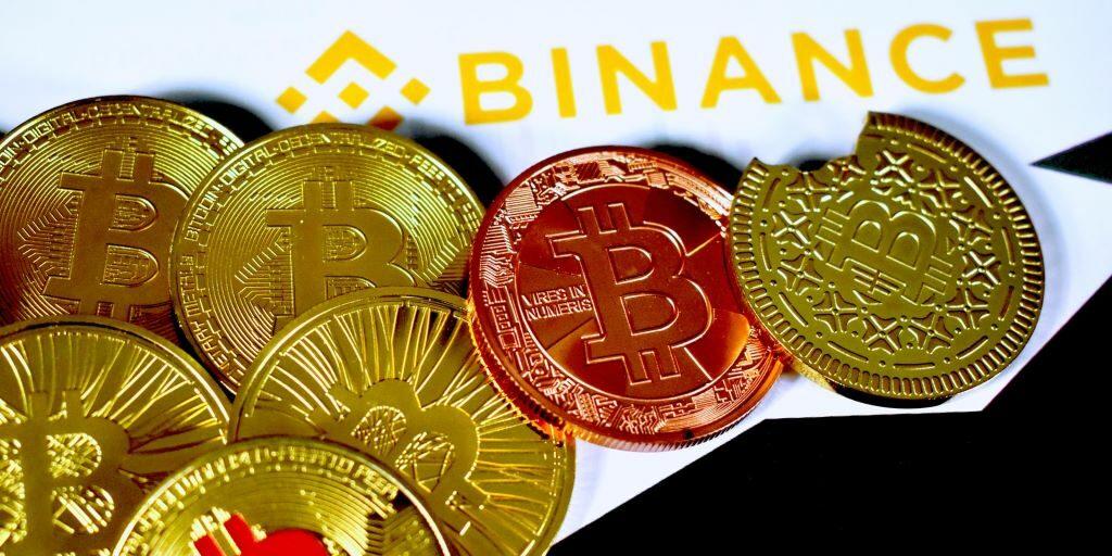 Binance and cryptocoins