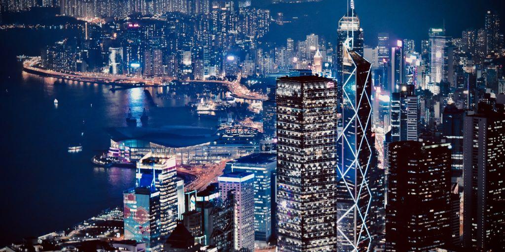 Hong Kong by kotaro maruyama