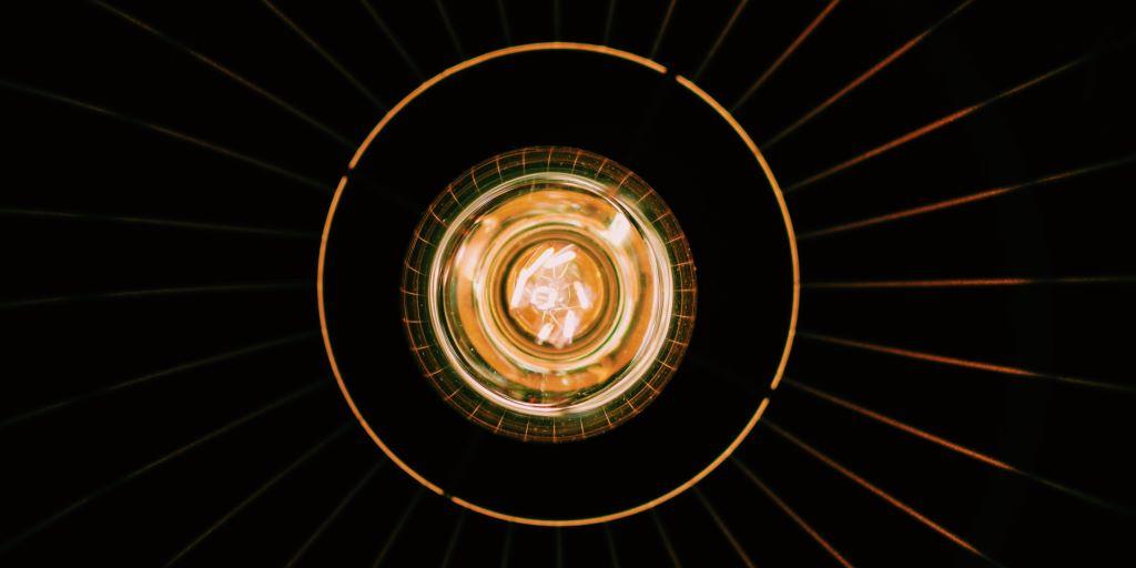orange artificial sphere AI